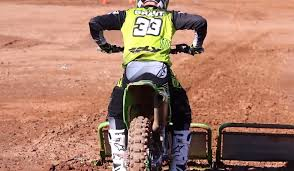 motocross racing parts freshly rebuilt josh grant fly racing motocross mtb bmx