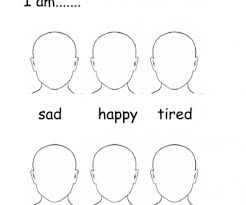 are you emotions blank face templates