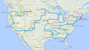 Southeastern Usa Map by Ultimate Haunted Places Usa Road Trip