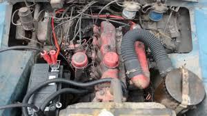 land rover series 2 diesel engine youtube