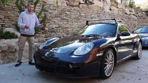 Porsche Boxster Oil Change - how to change the oil in a porsche cayman youtube