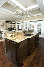 kitchen island with granite kitchen granite top kitchen island breakfast bar beautiful kitchen