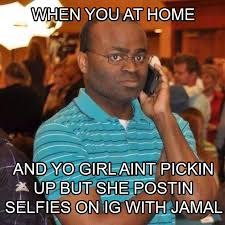 Meme Create Your Own - black guy on phone meme create your own pics lol