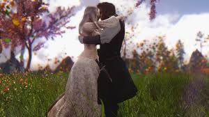 wedding dress skyrim wedding ceremony screenshots skyrim