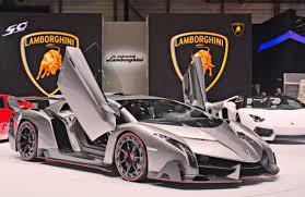 Lamborghini Veneno Back - super custom car 2014 lamborghini veneno