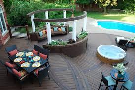 the trex blog trex u0027s 10 best waterside decks by pools lakes
