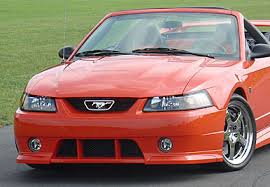 99 mustang bumper 99 04 mustang roush stage 3 front bumper replacement with fogs
