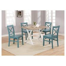 Drop Leaf Dining Table And Chairs Drop Leaf Rustic 40
