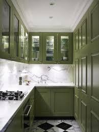 Avocado Green Kitchen Cabinets Houzz