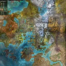 World Map Interactive by Maps Of Tyria Interactive Image Heavy Tyrian Assembly