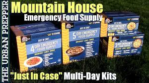 Mountain House Food Mountain House