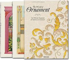 the world of ornament volume 1 and 2 david batterham