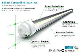 rewire fluorescent light for led led fluorescent tube replacement home depot 4 foot led lights tube