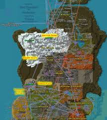 Wow Map Warcraft How To Get To Ironforge Stormwind City From Darnassus