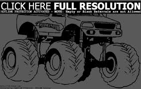 printable 45 monster truck coloring pages 1412 monster truck