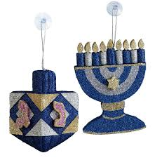where to buy hanukkah decorations glitter hanukkah decorations