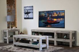 House Tv Room by Coastal Gray Beach House Tv Stand Entertainment Center U0026 Coffee