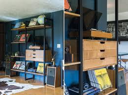 modular shelving modular shelving system adapts to user s needs