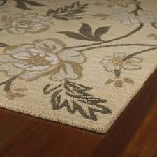 Home Depot Wool Area Rugs Echelon Brown 6 Ft X 9 Ft Area Rug