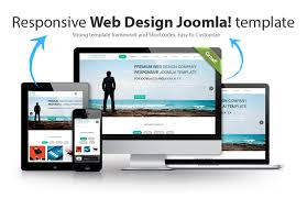 responsive design joomla let yourself feel the impression of web design responsive joomla