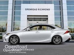 lexus canada factory used 2017 lexus is 300 premium package for sale in richmond