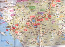Meteora Greece Map by Corfu To Meteora