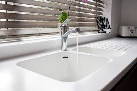 corian kitchen sink kitchen sinks draining areas solidity