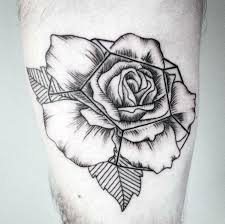 rose tattoo tattoo collections