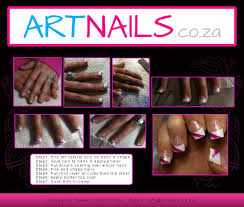 how to creating acrylic nail art