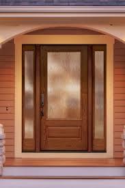 fiberglass front doors with glass 25 best excellent entry doors images on pinterest entry doors