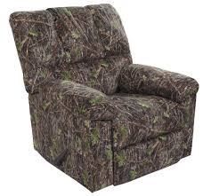 Recliner Rocking Chair American Furniture Classics True Timber Camouflage Rocker And