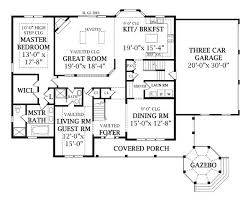wynwood ii 6642 4 bedrooms and 3 5 baths the house designers