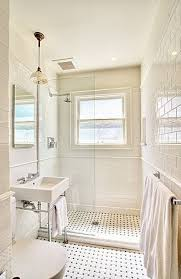 white subway tile bathroom ideas 105 best white subway tile bathrooms images on