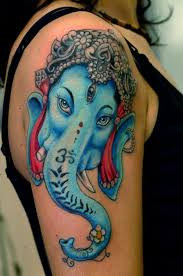 ganesh tattoo by adam photos from horimono tattoo studio tattoomagz