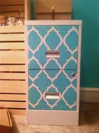 Metal Filing Cabinet Makeover Painted Filing Cabinet Makeover You Ve Hardware And Stylish