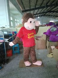 Halloween Costumes George Curious George Halloween Costume Promotion Shop Promotional