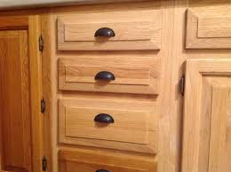how to stain unfinished oak cabinets dated oak cabinets once again