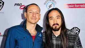 Linkin Park Steve Aoki Unveils Linkin Park Mash Up Talks Chester Bennington