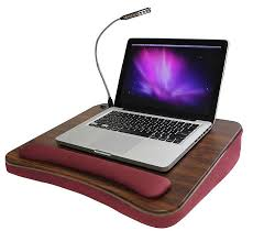 Laptop Cushion Desk Amazing Laptop Desk With Pillow Combination 1 Creative