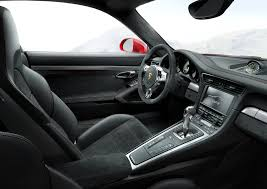 porsche 911 black type 991 2014 porsche 911 gt3 black interior eurocar news