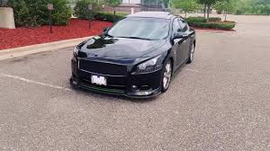 nissan maxima youtube ad famous black and green custom nissan maxima youtube