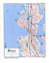 West Seattle Neighborhood Map by Rental Stats Joe Nabbefeld