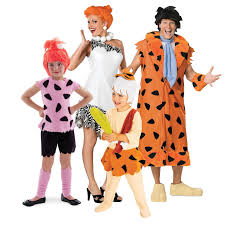 matching women halloween costumes the flintstones halloween costumes