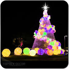 Christmas Light Balls For Trees Large Outdoor Christmas Balls Large Outdoor Christmas Balls