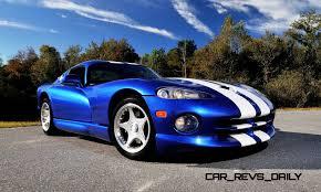 Dodge Viper Gts - 1996 dodge viper gts