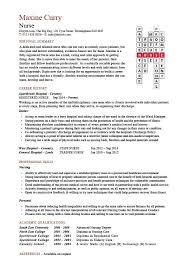 resume examples for rn