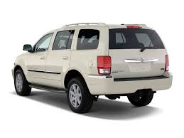 2007 chrysler aspen reviews and rating motor trend