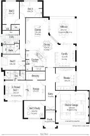 5 bedroom single story house plans single story 5 bedroom floor plans best single story 5 bedroom