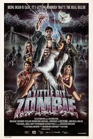film barat zombie full movie the girl who loves horror movie review a little bit zombie 2012