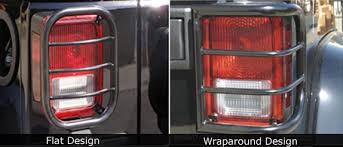 jeep wrangler light covers jeep taillight guards